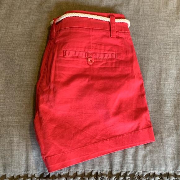 Nautical Pink Shorts